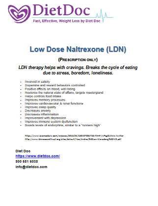 Low Dose Naltrexone