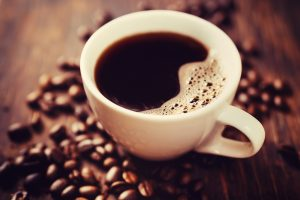 a cup of coffee is a good weight loss aid