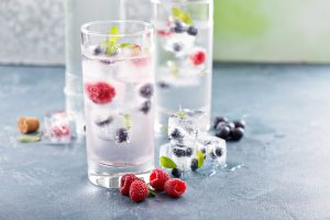 sparkling water is a healthy substitute for soda
