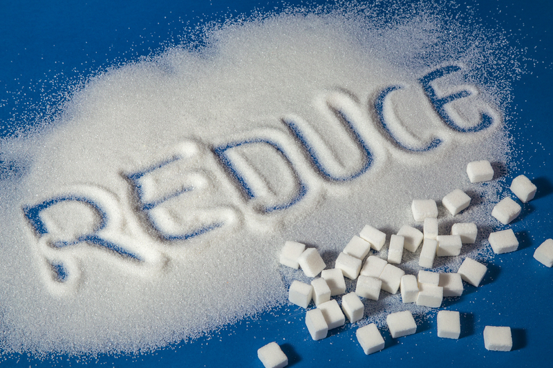 6 Tips for Reducing Your Sugar Intake